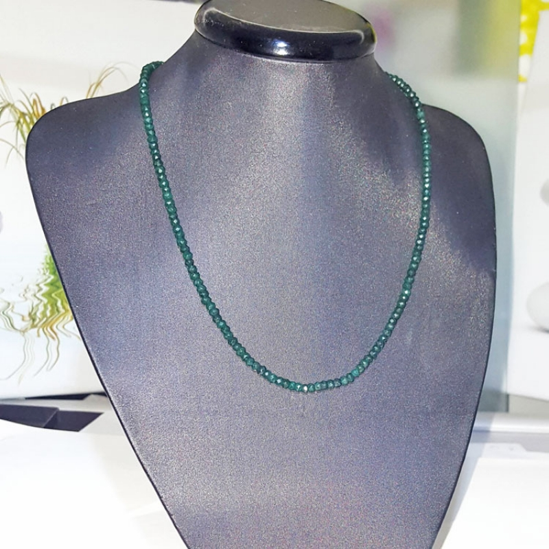 Smaragd Exquisite Collier
